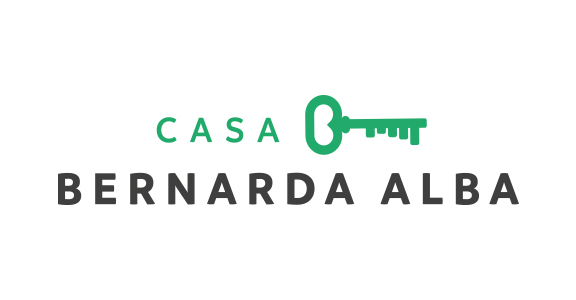 Diseño de logotipo para Casa Museo Bernarda Alba