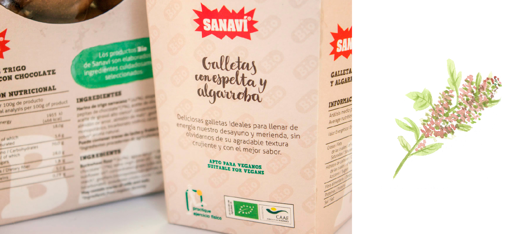 Diseño de packaging para envases
